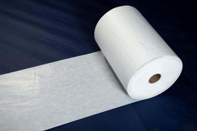 Dublagem de tecido com tnt