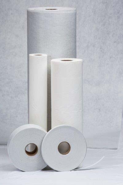 Papel filtro industrial